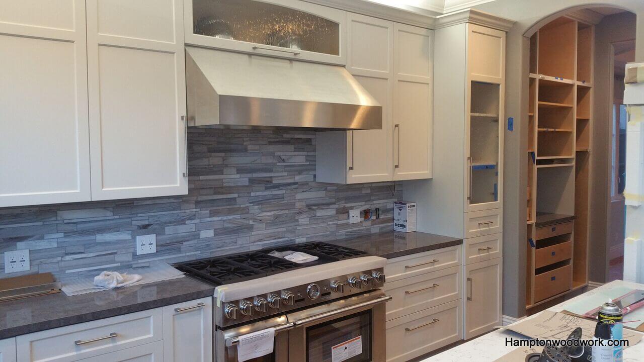 Custom contemporary modern kitchen cabinet in los angeles for Contemporary kitchen cabinets los angeles
